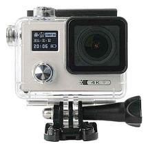 Экшен-камера SPORTS 4K {аналог GoPro Hero5} с двумя экранами, Wi-Fi и с набором аксессуаров, фото 3