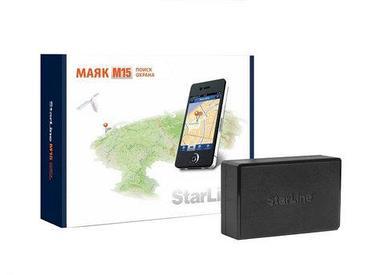 Автономный поисковый маяк StarLine M15 ЭКО  [GPS/Глонасс, sim KZ]