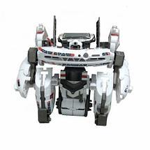 Конструктор роботов 7 в 1 «Космический флот» на солнечной батарее, фото 2