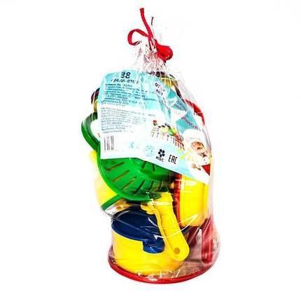 Набор детской игрушечной посуды «Поварёнок» KSC 22-114 [38 предметов], фото 2