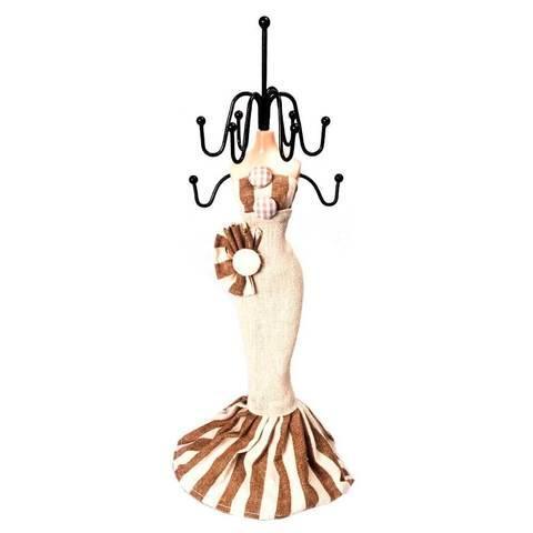 Органайзер для украшений «Платье»