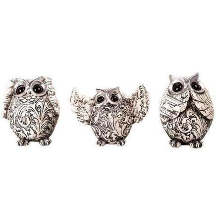 Сувенирный набор «Семейка сов», фото 2