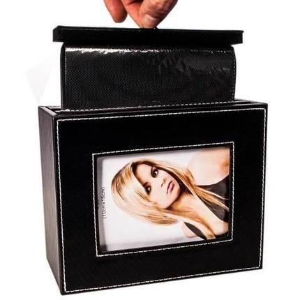 Фотобокс деревянный на 3 альбома [60 снимков, 10х15], фото 2