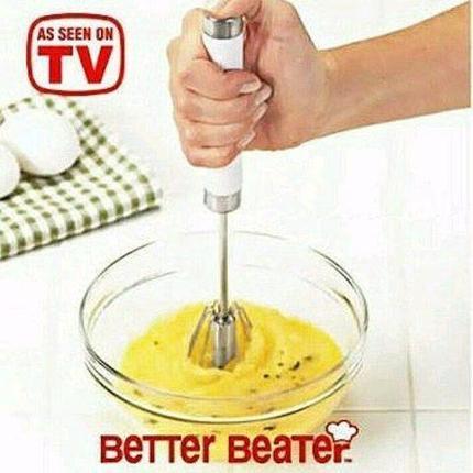 Ручной миксер-венчик Better Beater {Беттер Битер}, фото 2