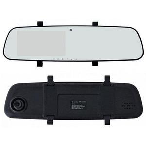 """Зеркало-видеорегистратор INCAR VDR-U05 [экран 4,3"""" , вход под камеру, Full HD регистратор]"""