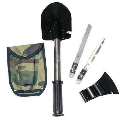 Туристический набор 4 в 1 [лопата/нож/пила/топор] «YAGNOB», фото 2