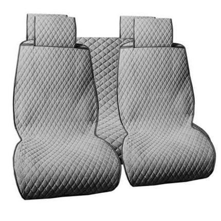 Комплект чехлов-накидок LUX для автомобильных кресел LINGPINCHESHI, фото 2