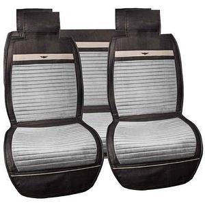 Комплект чехлов-накидок LUX для автомобильных кресел с логотипом «BENTLEY» BAIDE