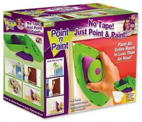 Набор инструментов для нанесения краски Point'n Paint MA-Y031, фото 2