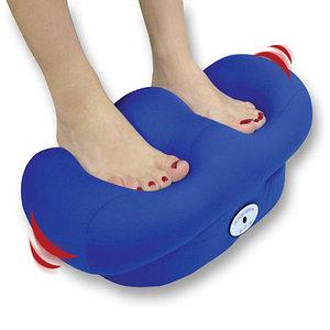 Вибромассажёр для ног с наношариками [2 режима работы; противоскользящее основание]
