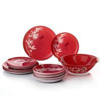 Сервиз столовый Luminarc Darjeeling Pink H3574 (19 предметов)