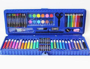 Набор для рисования в чемоданчике [92 предмета]