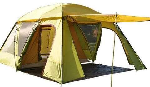 Палатка-шатёр [295x205x180 см] CHANODUG FX 8954, фото 2