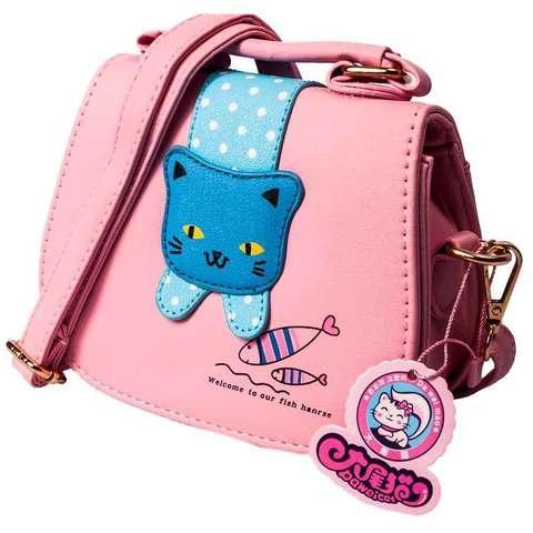 Сумочка детская для девочки «Do Wei Cat» 85-81019