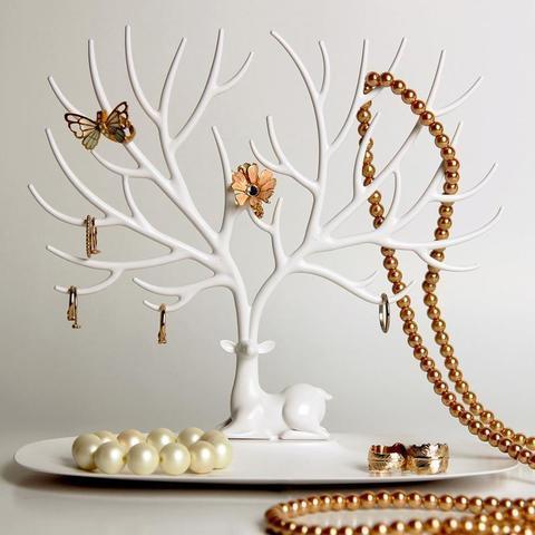 Органайзер-подставка для украшений и аксессуаров в виде оленя «My Little Deer Tray»