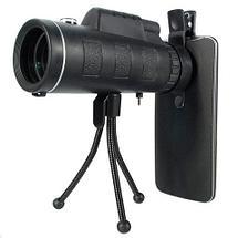 Монокуляр на треноге Telescope с подставкой для телефона [35x50], фото 3