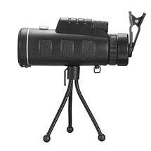 Монокуляр на треноге Telescope с подставкой для телефона [35x50], фото 2