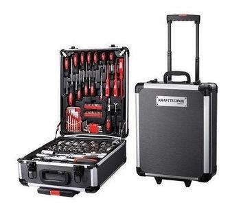 Набор инструментов в чемодане SWISS TOOLS [188 предметов] MG-1063