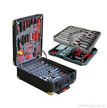 Набор инструментов в чемодане SWISS TOOLS [188 предметов] MG-1063, фото 2