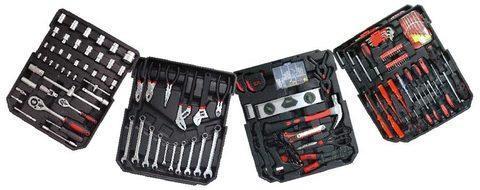 Набор инструментов в чемодане SWISS TOOLS [188 предметов] MG-1063, фото 3