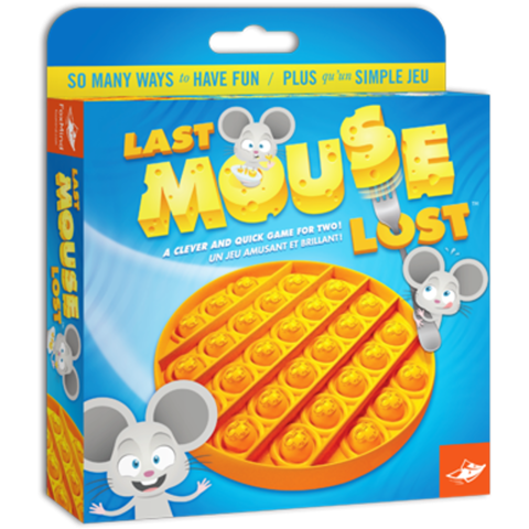 Игра настольная «Потерявшийся мышонок» Last Mouse Lost