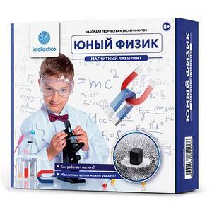 """Набор для опытов """"Юный Физик. Магнитный лабиринт"""""""