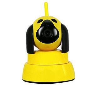 IP-камера поворотная с поддержкой Wi-Fi в виде собачки