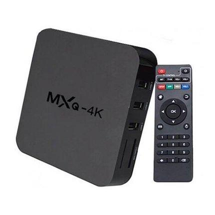 Приставка для телевизора OTT TV BOX 4K ULTRA HD MXQ-4К {Wi-Fi; Android; Quad-Core Cortex A7}, фото 2