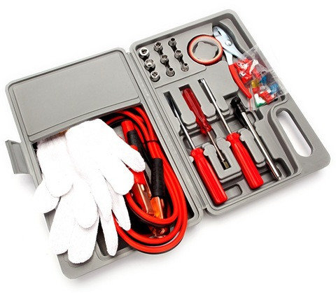 Набор инструментов «Попутчик» BRADEX [35 предметов], фото 2