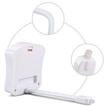 Подсветка для унитаза с датчиком движения LIGHT BOWL [8 цветов], фото 3