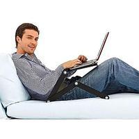 """Столик-трансформер для ноутбука 17"""" складной Multifunctional Laptop Table [42х26 см]"""