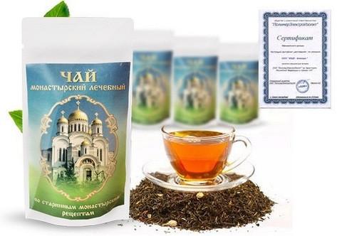Сбор общенаправленного действия «Монастырский чай от всех недугов» - фото 1