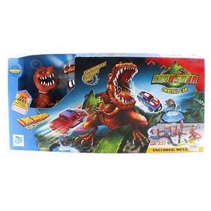 """Трек с запуском и звуковыми эффектами """"Dinosaur. Orbital Car"""""""