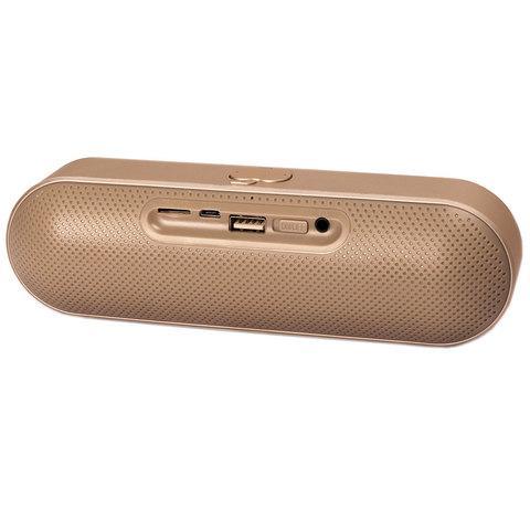 Bluetooth-колонка портативная + MP3 плеер Better S812 [5 Вт; Bluetooth; USB; micro USB] - фото 3