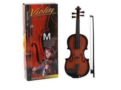 Скрипка игрушечная со звуковыми  и световыми эффектами Violin Music