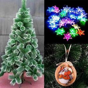 Комплект новогодний «Елка-красавица»