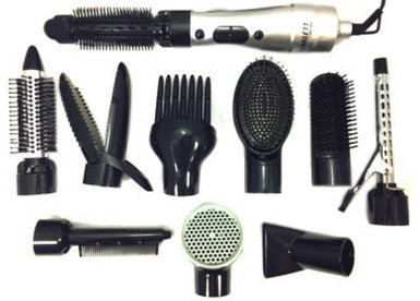 Набор для укладки волос SCARLETT ENGLAND SC-8810 [10 насадок]