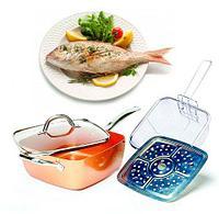 Сковорода с дополнительными аксессуарами MIGAS [4 предмета]