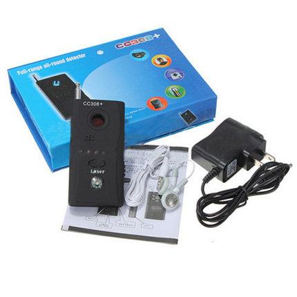 Детектор обнаружения видеокамер Full-range All-round Detector CC308+, фото 2