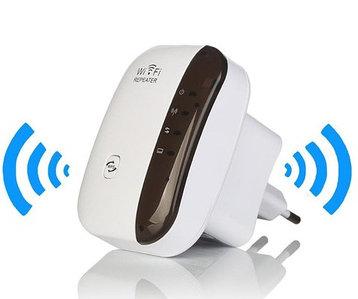 Усилитель сигнала Wi-Fi Wireless-N для увеличения зоны действия