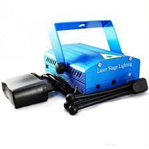 Проектор лазерный Mini Laser Stage Lighting для светомузыки, фото 3