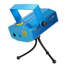 Проектор лазерный Mini Laser Stage Lighting для светомузыки, фото 2