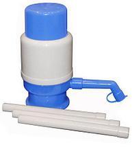 Помпа механическая для 20-литровых бутылей воды LuazON, фото 2