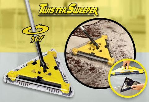 Электровеник Twister Sweeper [Твистер Свипер]