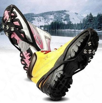 Ледоходы для обуви детские {антигололеды} «Барсик» [размер 25-34], фото 2