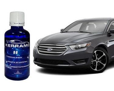 Нанокерамическое покрытие KERRAMO 7H для автомобиля