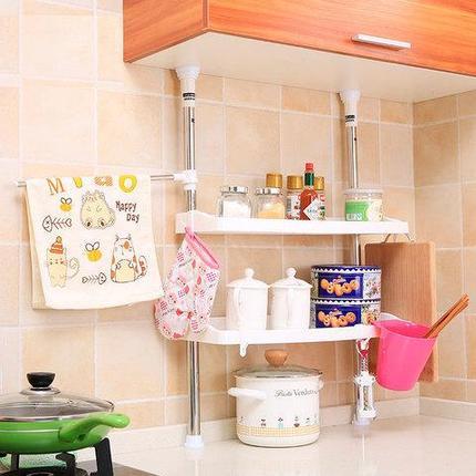 Полка телескопическая на кухонный стол KITCHEN 7007 PRC, фото 2