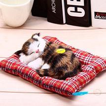 Игрушка «Спящий котенок», фото 3