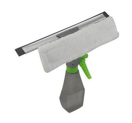 Щетка-водосгон для окон с распылителем Joyclean Water Spraying Window Cleaner, фото 2