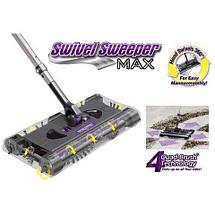 Электровеник Swivel Sweeper BLACK MAX, фото 2